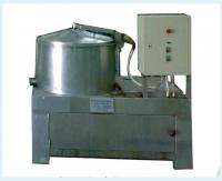 Centrifuges machine for honey fruits pulp production