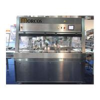 Morcos cover p enrobing machine