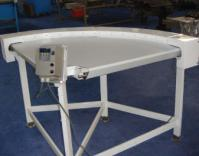 MORCOS CURVED CONVEYORS