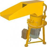 Crusher Vertical Type Agglomerator Machine