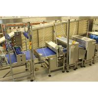 Farhat bakery equipment continuous sheeting with stress free plants