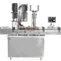PACKWORLD FZC AUTOMATIC ROTARY SINGLE HEAD CAPPING MACHINES