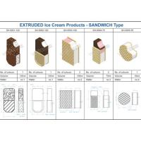 Ice cream equipment sandwich