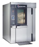 Everbake capway bongard bakery ovens 8.84 e rotary rack oven