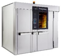Everbake capway bongard bakery ovens 12.84 mg rotary rack oven