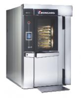 Everbake capway bongard bakery ovens 8.64 mg rotary rack oven