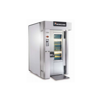 Everbake capway bongard bakery ovens 6.43 e rotary rack oven