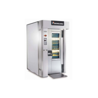 Everbake capway bongard bakery ovens 8.43 e rotary rack oven