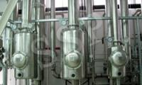 Evaporated milk plant turnkey projects