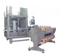 ICE CREAM EQUIPMENT MULTILANE SEAL WRAPPING MACHINE