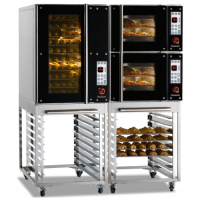 EVERBAKE CAPWAY BONGARD BAKERY OVENS KRYSTAL CONVECTION OVEN