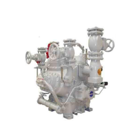 MAYEKAWA 62WA COMPOUND PISTON COMPRESSOR