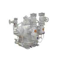 MAYEKAWA 42WBH COMPOUND PISTON COMPRESSOR