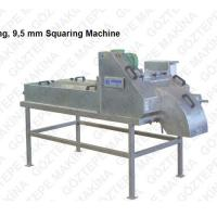 BK 110 6.35 MM SHREDDING, 9.5 MM SQUARING MACHINE
