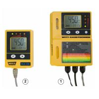 Ambient air monitor rla 100 gas mixer