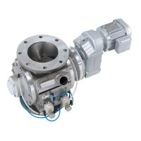 Westing house hp high pressure rotary valves