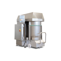 PLANETARY MIXER WITH DOUBLE TOOL
