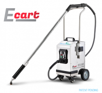 E-Cart Battery Operated Chewing Gum Removal Machine