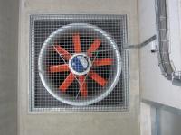 EC Axial Flow Fans
