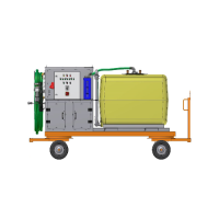 Equipment for maintenance and service