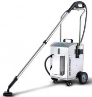 Gcart outdoor steam cleaning