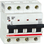 Miniature circuit breaker (mcb)  0,5 a – 125 a
