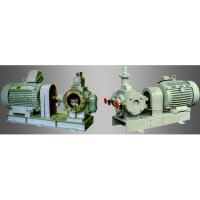 Pump with Motor and Spare Parts