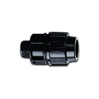 Fittings 101a adaptor male