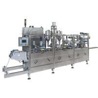 Mf 18 thermoforming machine