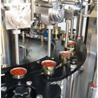 Dosing and filling machine