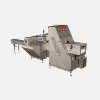 Combo bread slicer and bagger