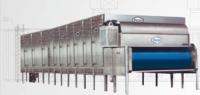Biomass conveyor dryer
