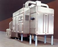 Multiple conveyor dryer / cooler