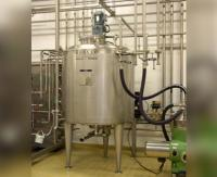 Powder Tank for Dairy - Cheese
