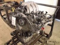 Hyundai Genesis 4.6 Engine G8BA Empty