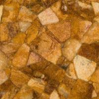 Sole yellow quartz semi-precious