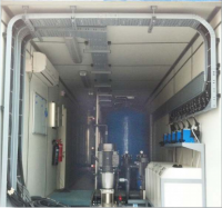 Barari Forest-Continarized Reverse Osmosis System