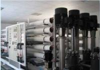 Sharjah Free Zone-Reverse Osmosis System