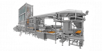 Automatic Production Line for Cakes and Muffin