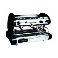Espresso coffee machine 3 group