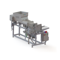 Org bulk butter filling machine