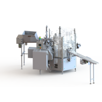 Ari-p tub filling machine