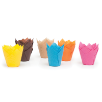 Tulip Cups Baking moulds