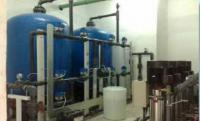 City Engineering Contracting Grey Water System with Sand Filter