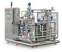 Pasteurising equipments