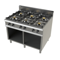Model FO9C600 Gas Stoves
