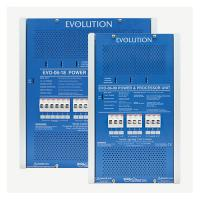 Evolution power packs architectural dimming system