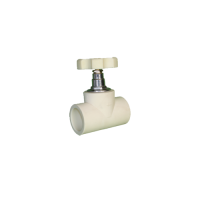 Stop Valve F Handle. PPR pipe and fittings