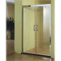 S shower enclosure