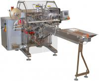 Nr10 neapolitan wrapping machine